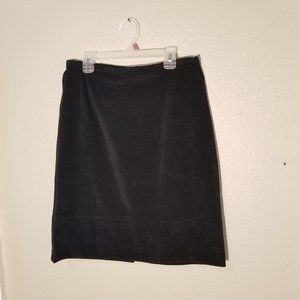 Norton McNaughton Women's Size 8 Black Skirt